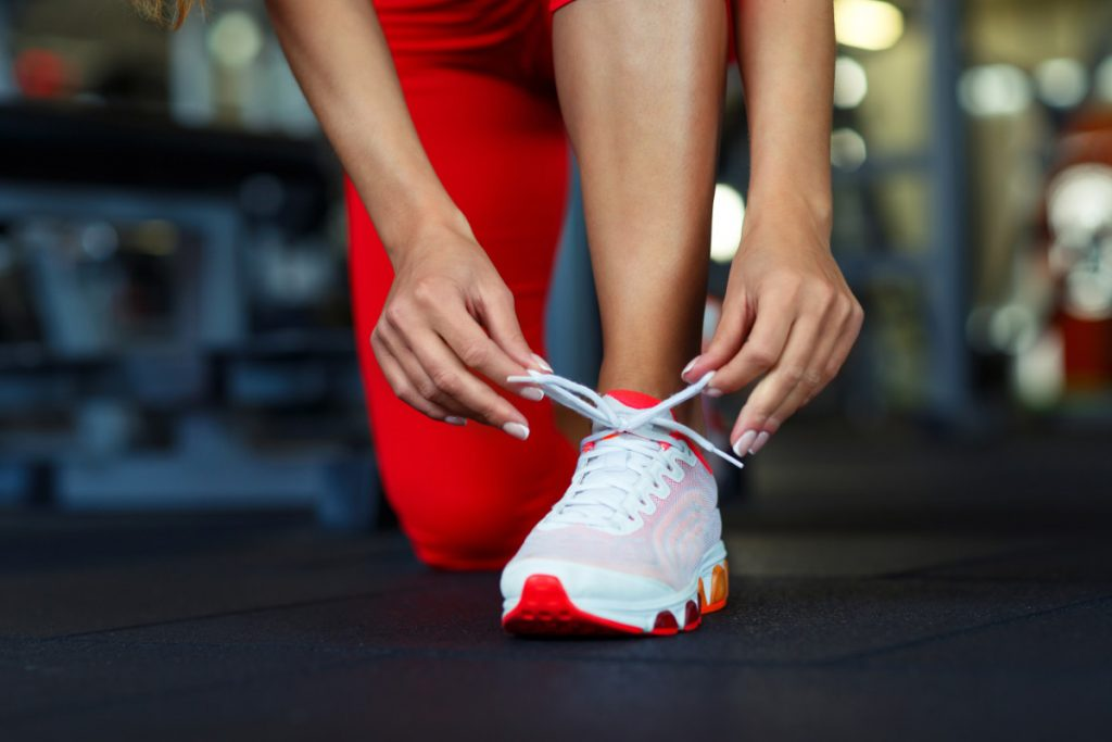 Guide to buying running shoes for healthy feet
