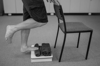 Strength In Foot Fascia