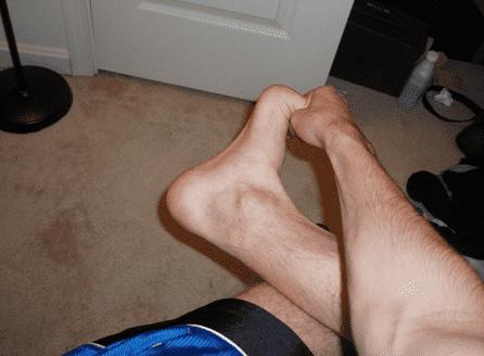 Big Toe Stretch