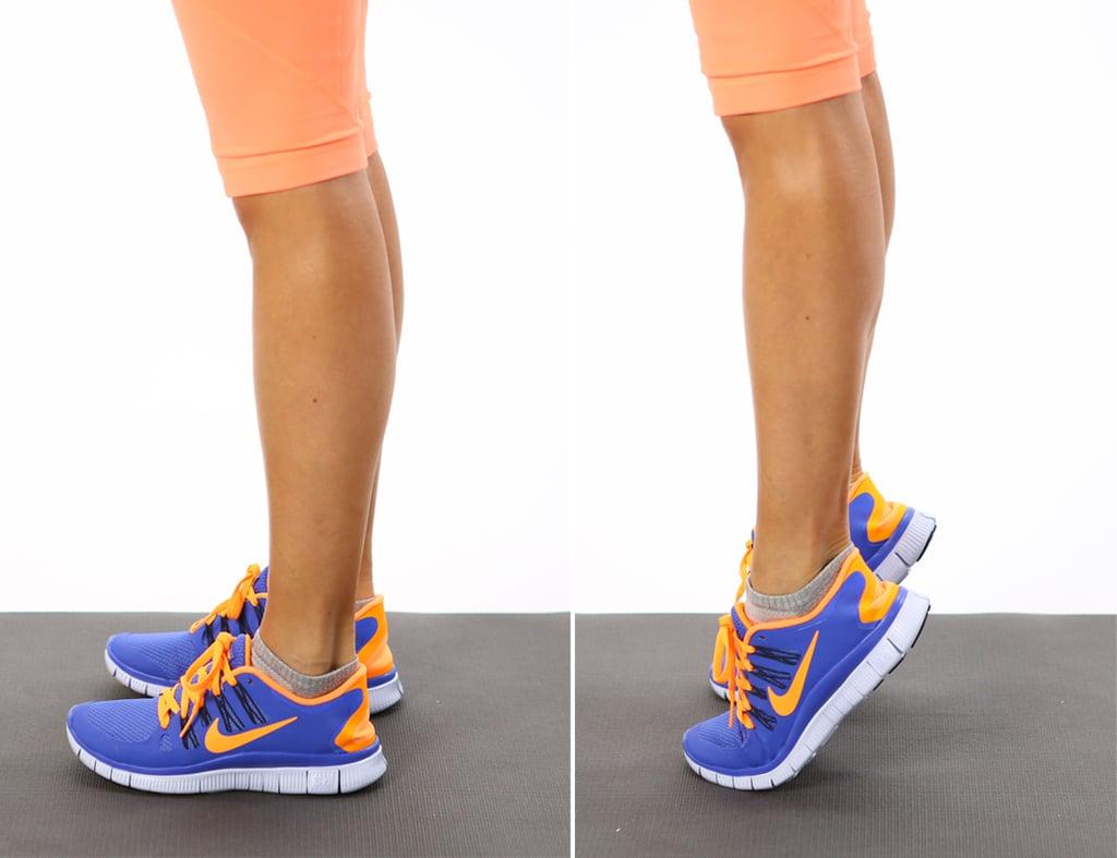Calf Raise Runners