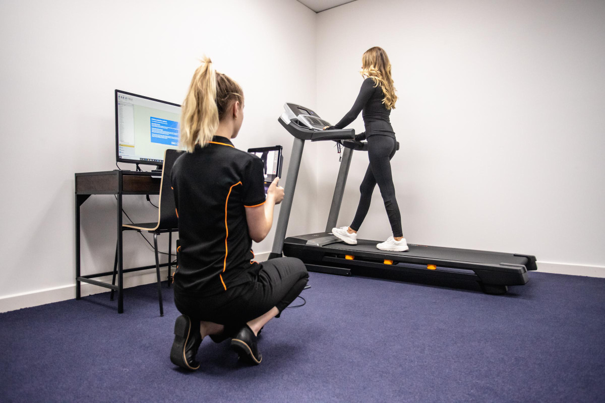 Gait Analysis Podiatry Adelaide Clinic