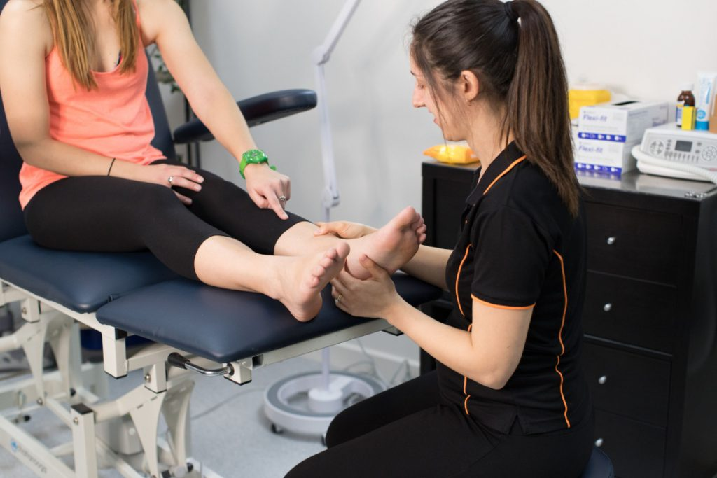 Shin Splints Sports Podiatry Treatment