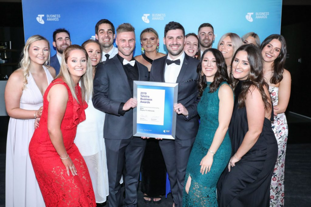 Physio Fit Adelaide Telstra Awards.jpg