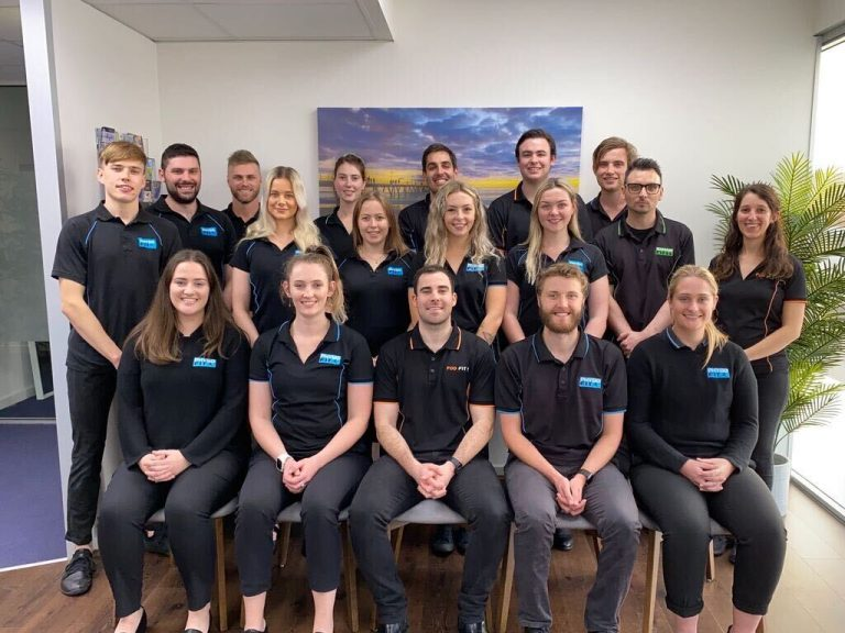 physio fit team